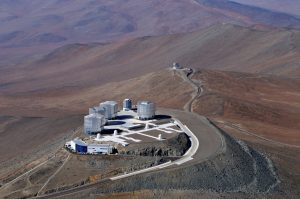 It is a VERY large Telescope