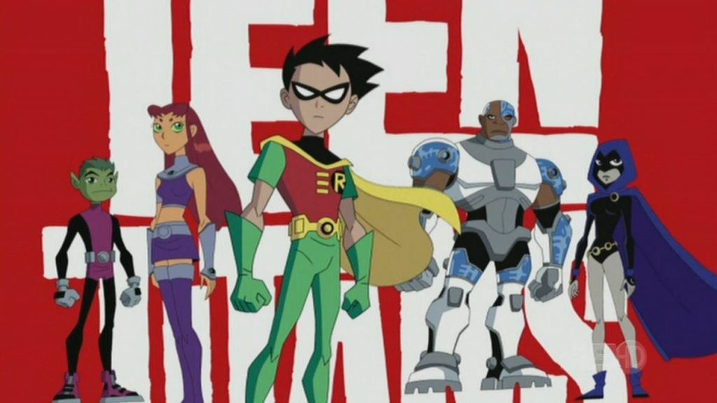 The Teen Titans of a better time
