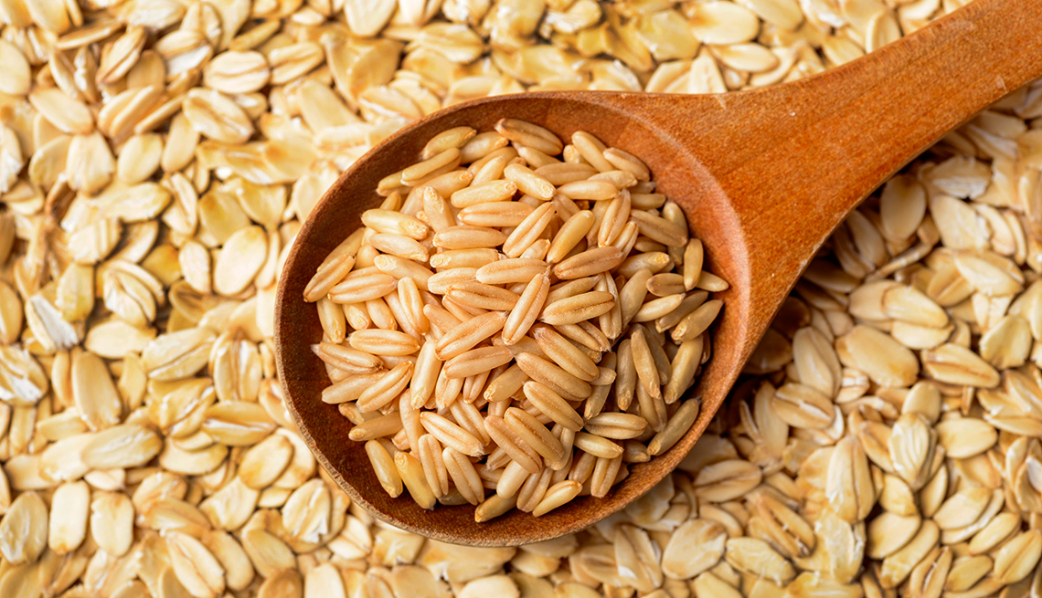 Healthy Foods With Amazing Beauty Benefits whole grains
