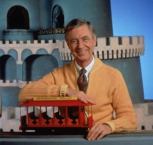 Mr. Rogers as we knew him