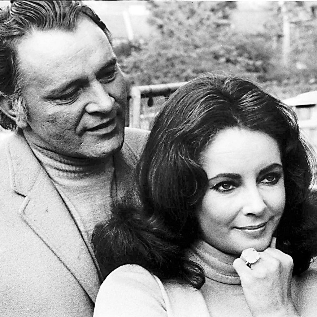 The Most Beautiful, Expensive Celebrity Engagement Rings Ever elizabeth taylor richard butron