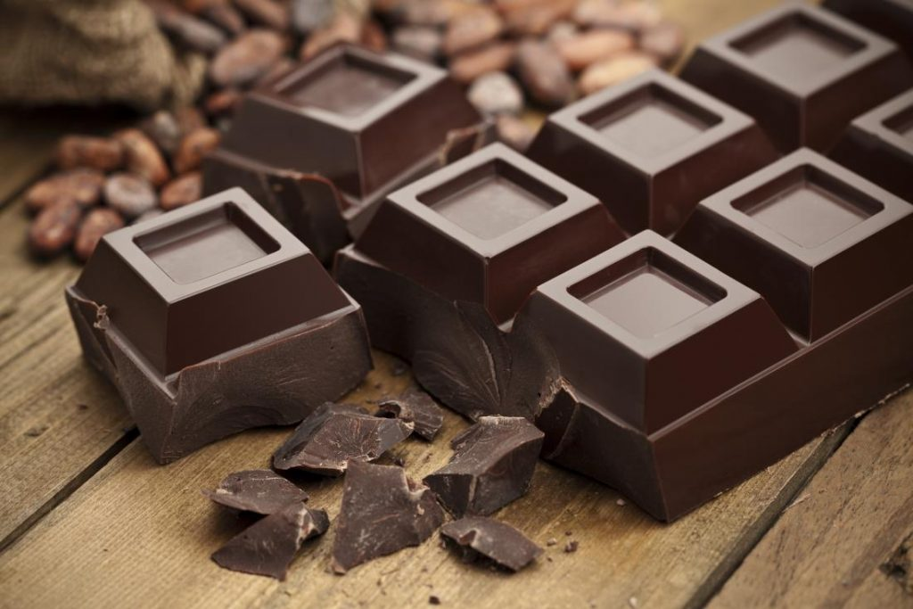 Best Foods To Increase Dopamine Levels And Productivity dark chocolate