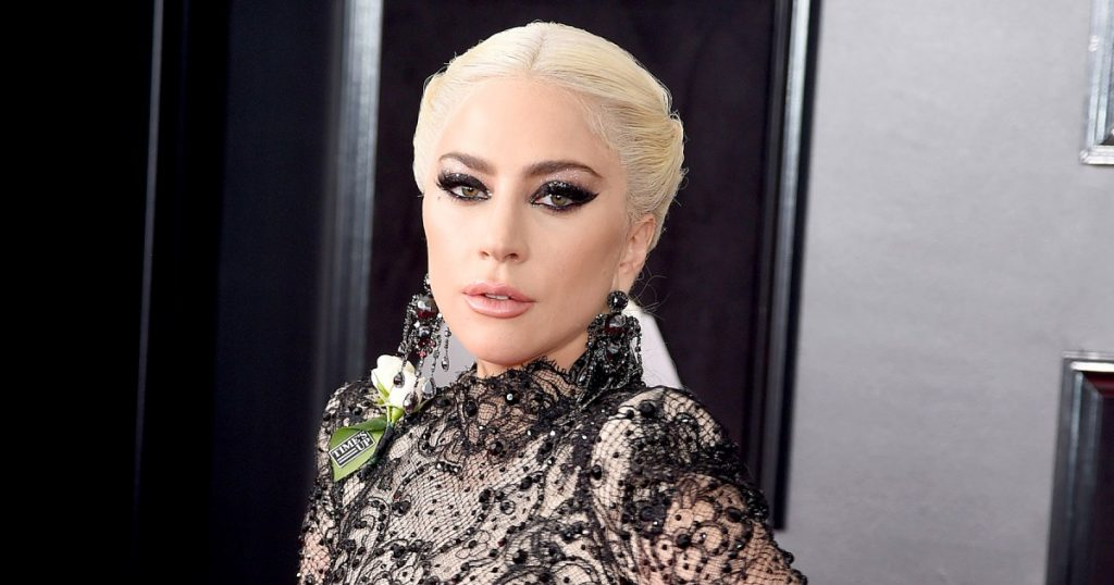 Celebrities Who Used To Be Strippers lady gaga