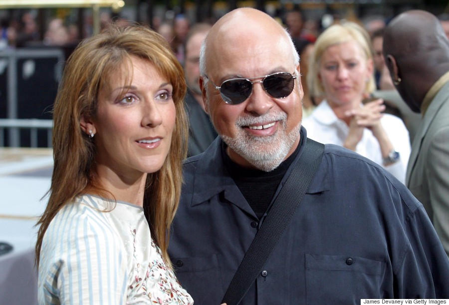 Male Celebrities Who Dated Significantly Younger Women celine dion rene angelil