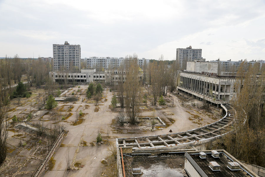 Most Radioactive Places In The World chernobyl