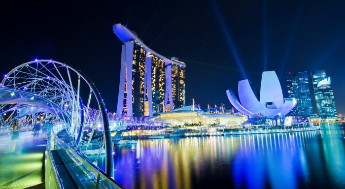 Must-Visit Amazing Locations In Southeast Asia singapore
