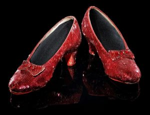 Most iconic shoes in movies