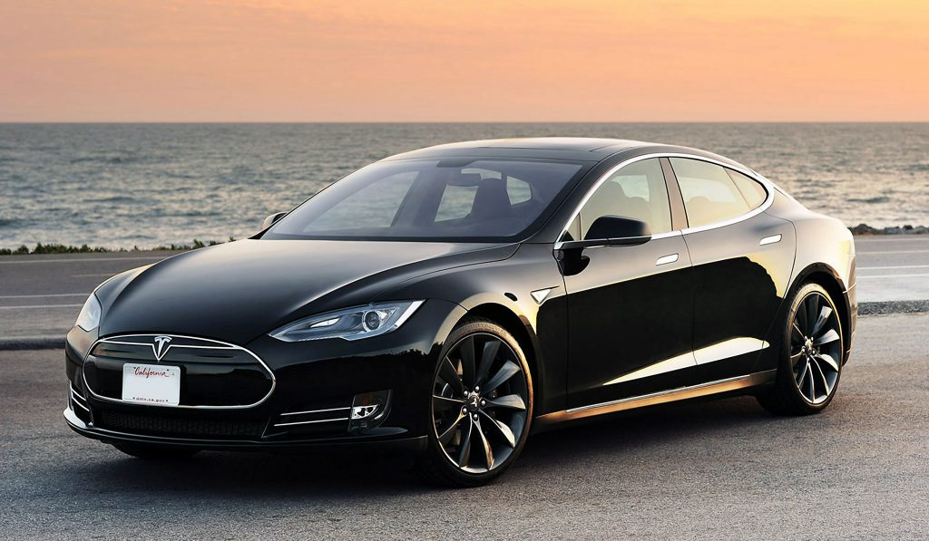 What the Tesla is supposed to look like