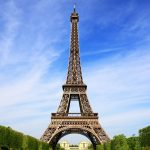 The Most Popular Tourist Attractions In The World eiffel tower