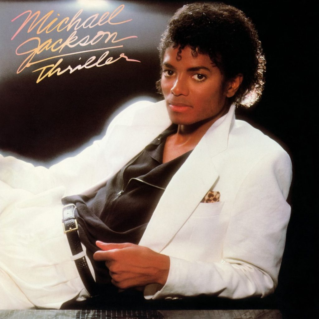 The Top Best-Selling Albums Of All Times thriller michael jackson