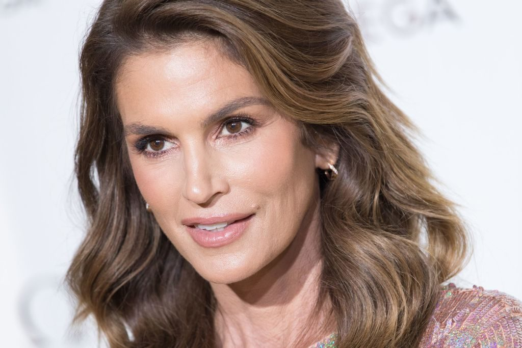 Here's How Your Favorite Supermodels Were Discovered cindy crawford