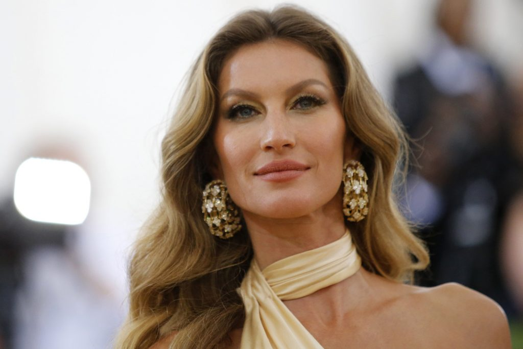 Here's How Your Favorite Supermodels Were Discovered gisele bundchen