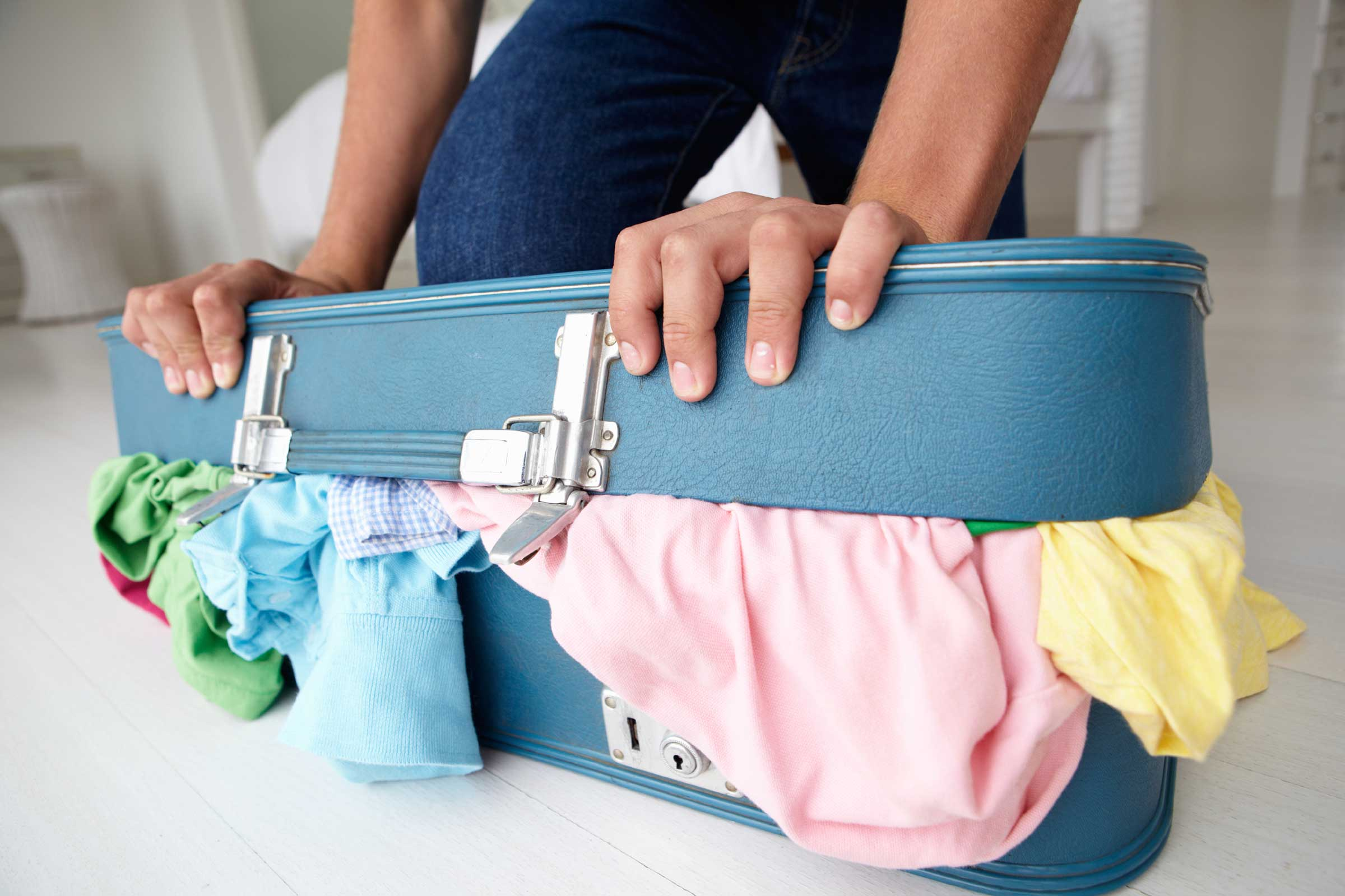 Most Common Packing Mistakes Students Do