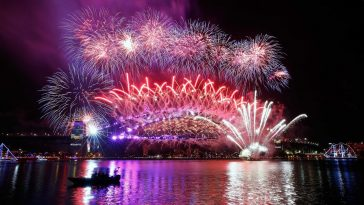 Top Trending New Year's Eve Destinations For 2019 sydney