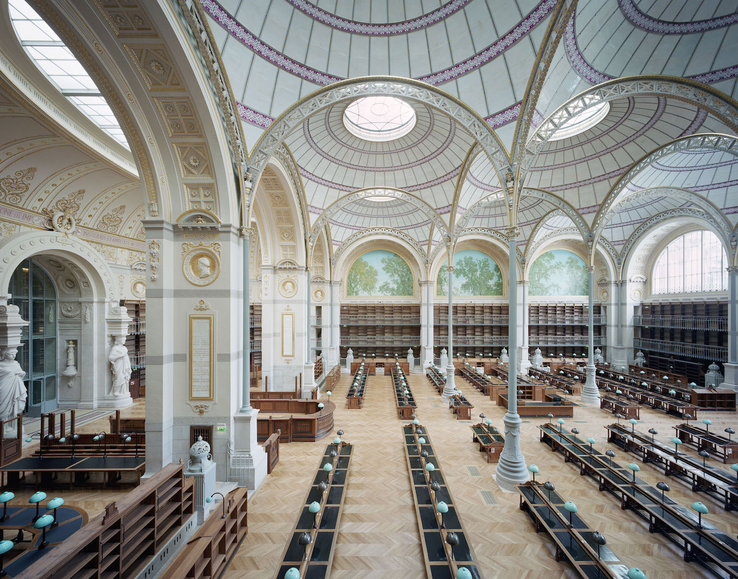 5 Most Beautiful Libraries In The World paris library
