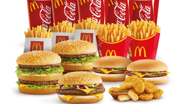 Celebrate National Fast Food Day In The Most Popular Locations