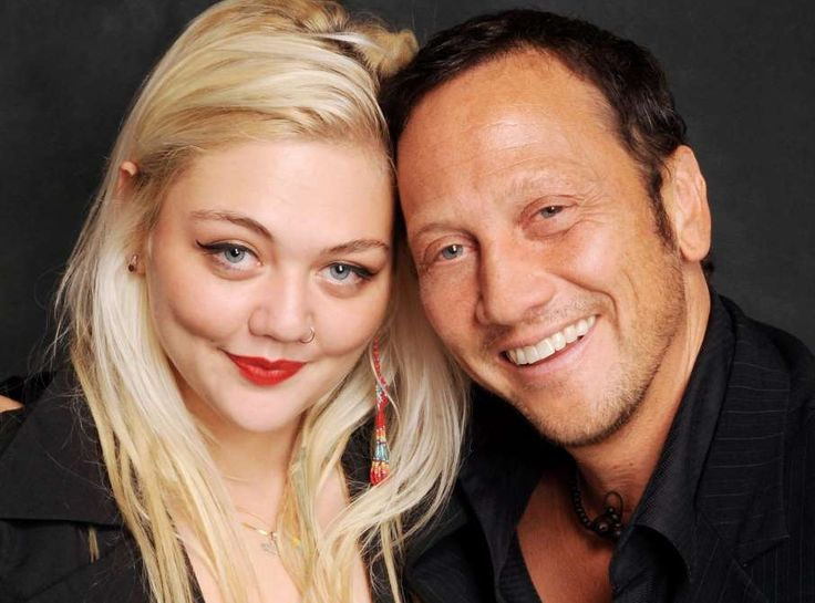 Celebrities You Didn't Know Were Related rob schneider elle king