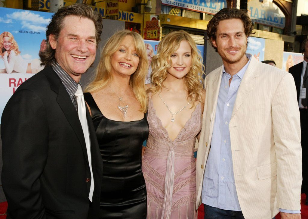 Celebrities You Didn't Know Were Related kate oliver hudson goldie hawn