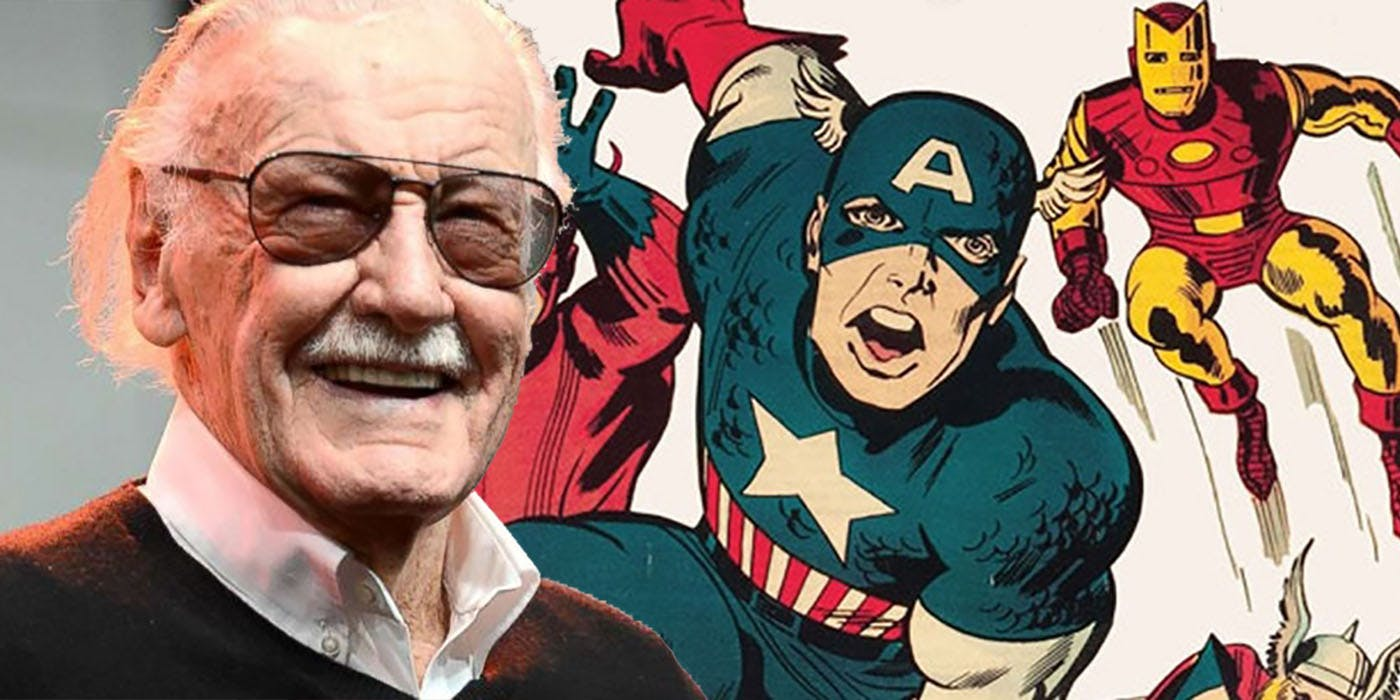 Stan Lee A Real-Life Superhero And His Iconic Work 1