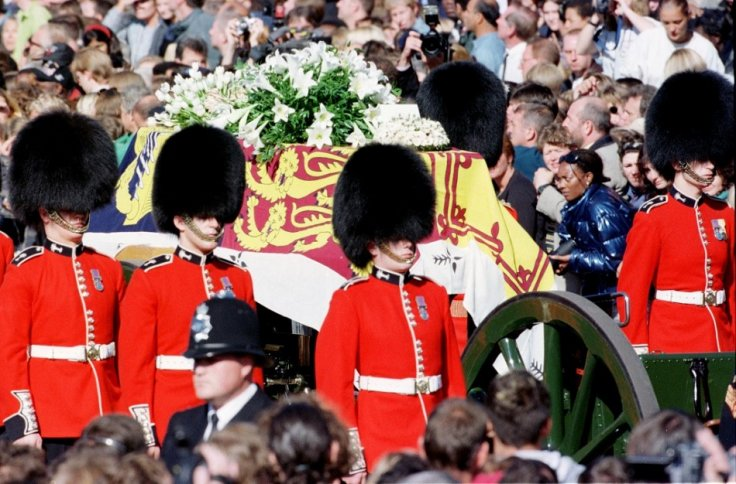 The Most-Watched Events In TV History princess diana funeral