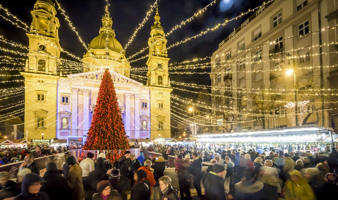 These Are The Most Beautiful Christmas Markets In Europe budapest