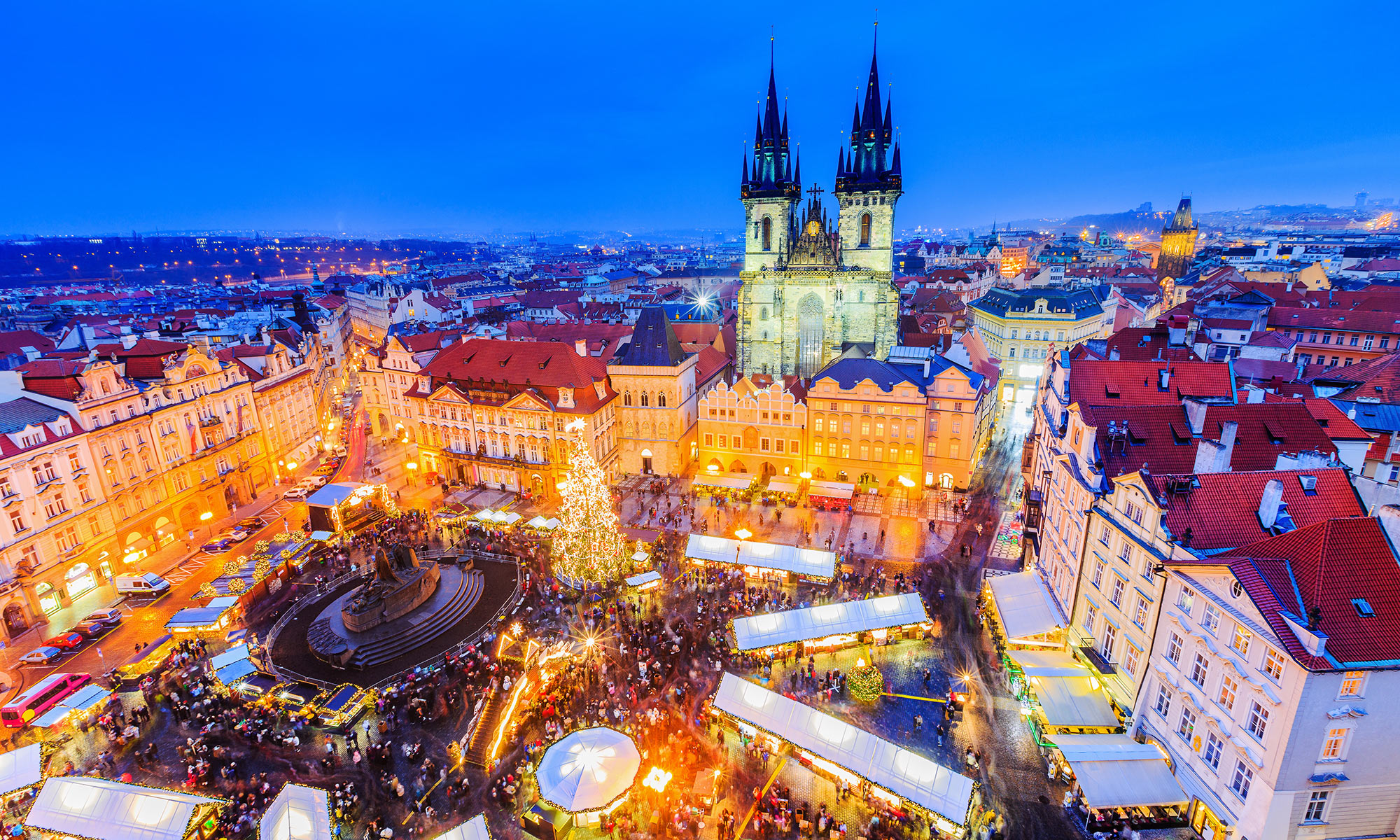 These Are The Most Beautiful Christmas Markets In Europe prague