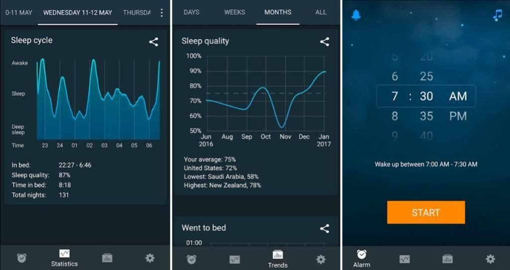 5 Best Sleeping Apps You'll Want To Download sleep cycle