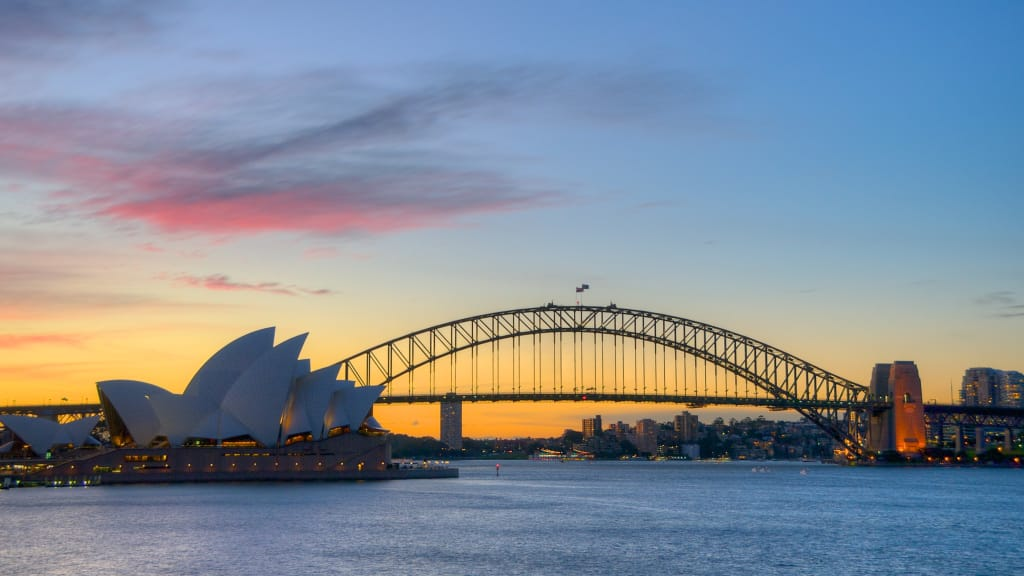 Stunning Waterfront Cities You Have To Visit sydney