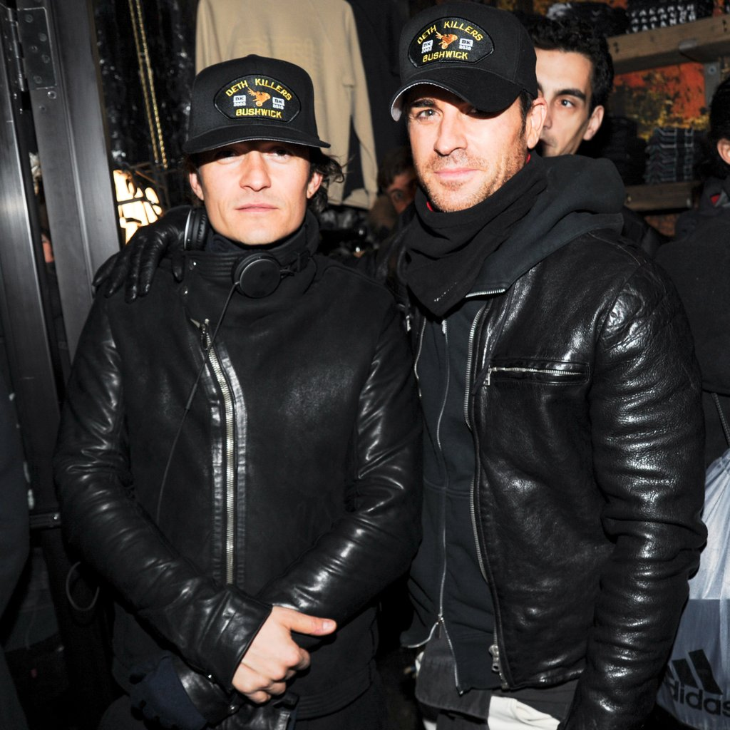 The Most Surprising Celebrity Best Friends Duos orlando bloom justin theroux
