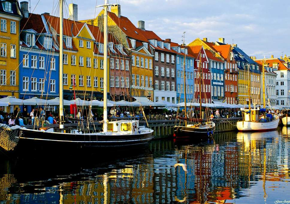 These Are The Top Five Cleanest Cities In The World copenhagen