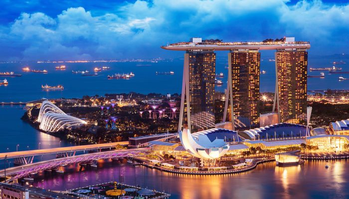 These Are The Top Five Cleanest Cities In The World singapore