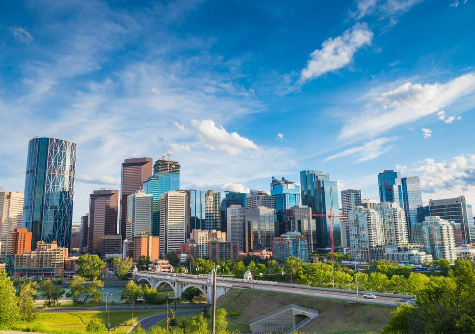 These Are The Top Five Cleanest Cities In The World calgary