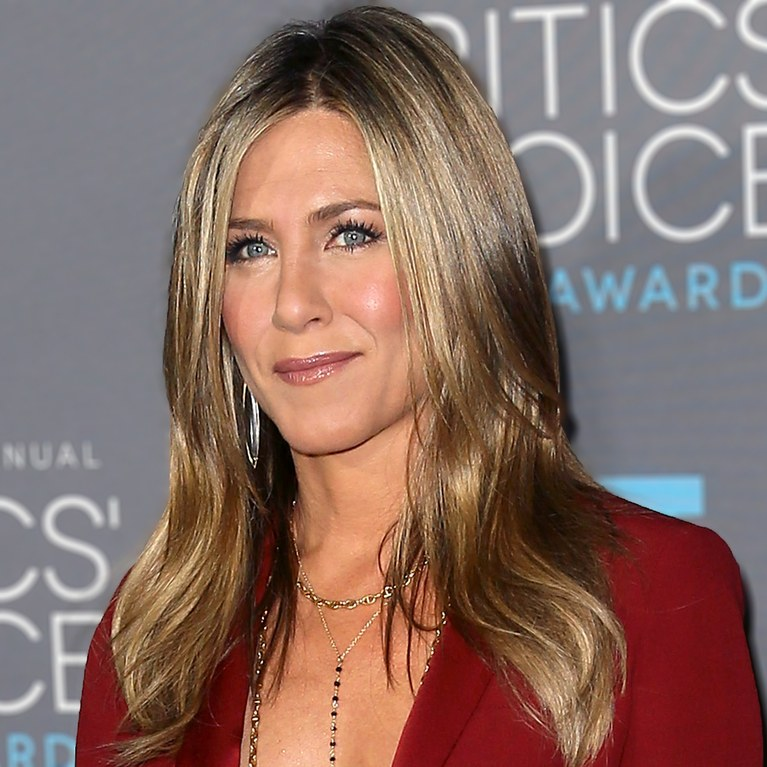 Top 5 Richest Actresses In The World jennifer aniston