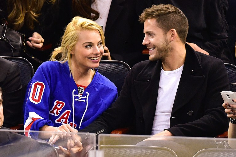 Top Best Secret Celebrity Weddings margot robbie tom ackerley
