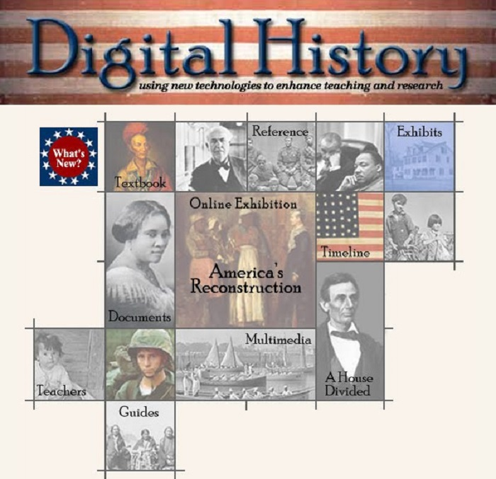 Top Online Research Resources For College Students digital history