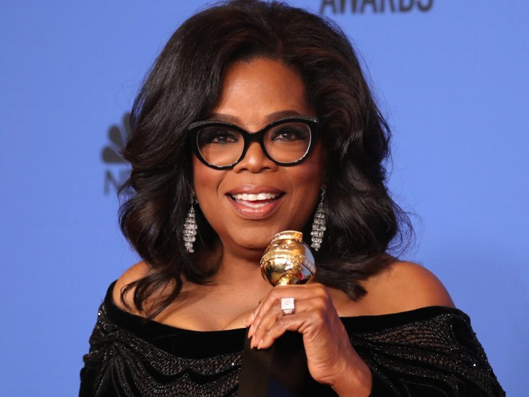 Check Out The Richest Celebrities Of 2018 oprah