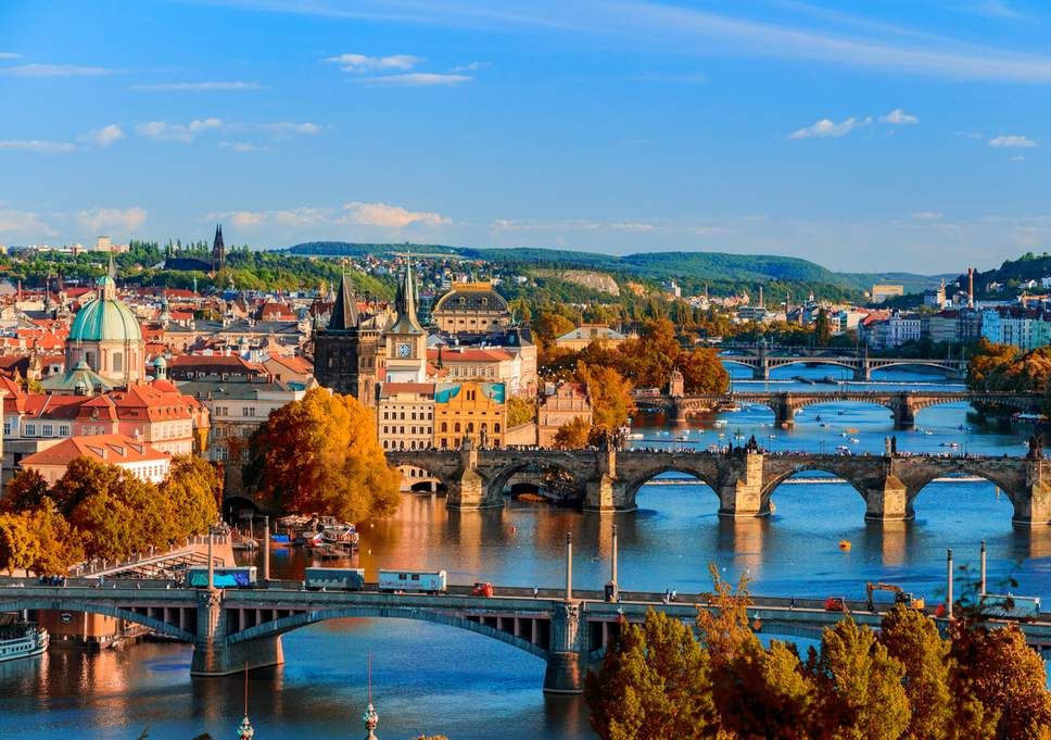 The Most Romantic Cities To Visit For Valentine's Day 2019 prague
