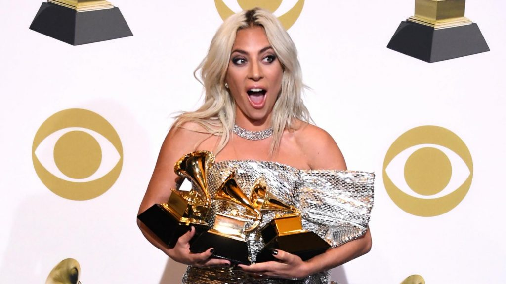 The Highlights From The 2019 Grammy Awards lady gaga