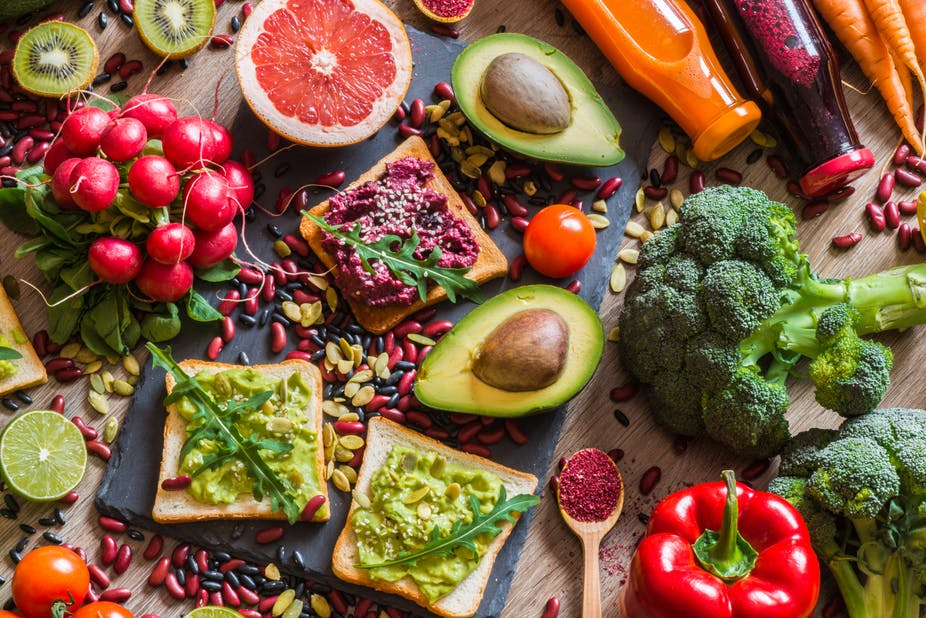 Top 5 Food Trends For 2019
