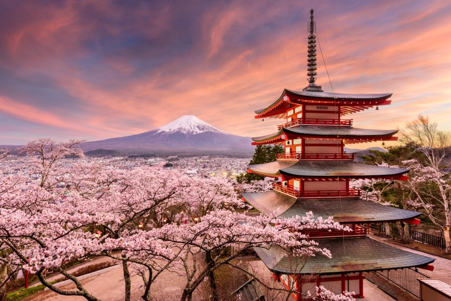 Top Locations You Should Visit In April japan