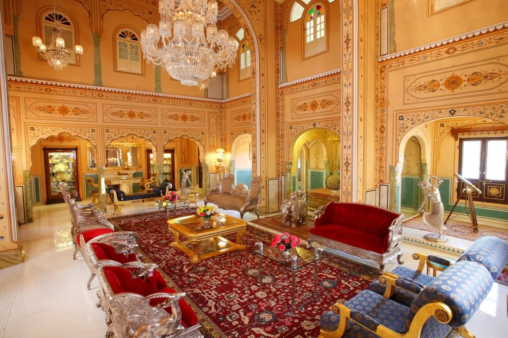 Take A Look At The Most Expensive Hotels In The World raj palace