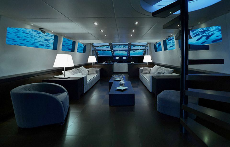 Take A Look At The Most Expensive Hotels In The World lover's deep luxury submarine